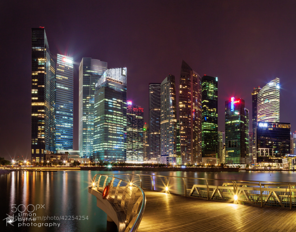 Photograph CBD, Singapore by Simon Byrne on 500px