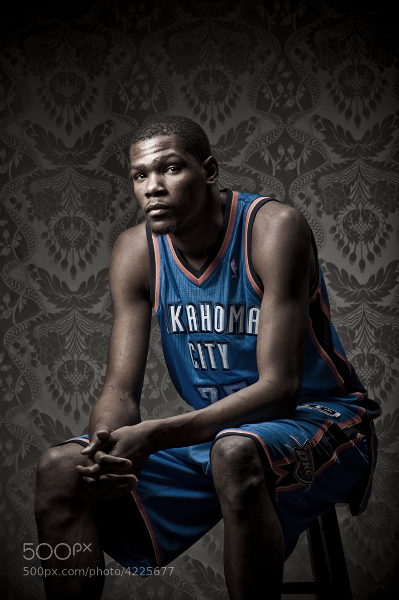 Photograph Kevin Durant by Rob Hammer on 500px