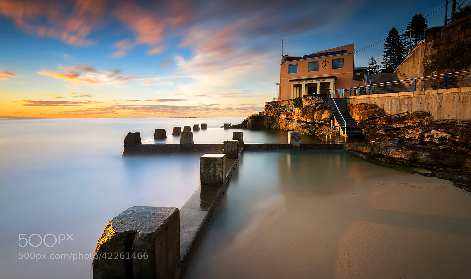 Photograph Coogee pool by Goff Kitsawad on 500px