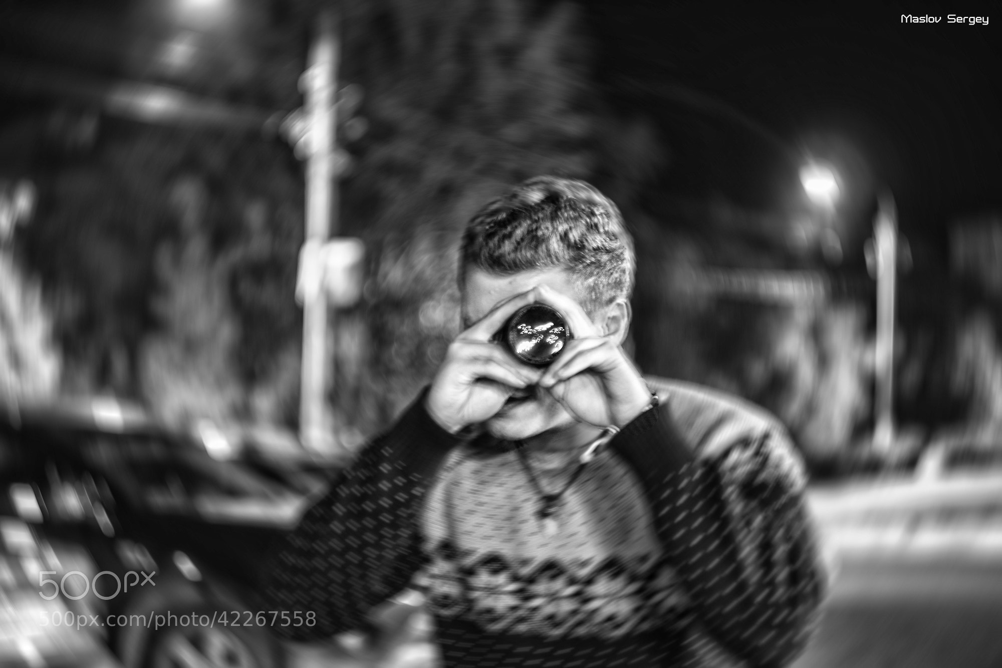 Photograph Lens male by Sergey Maslov on 500px