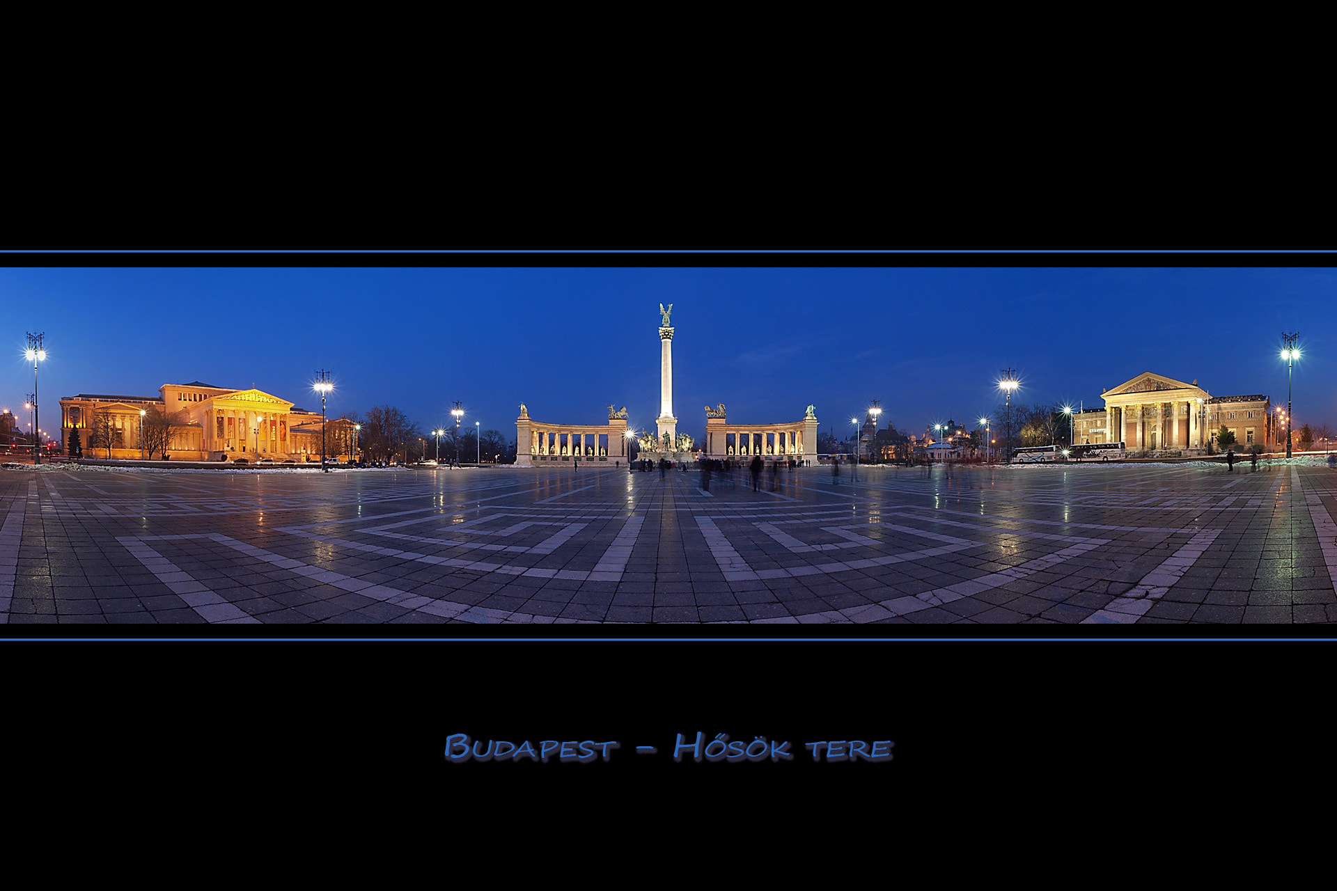 Photograph Hero's Square by HGL _Photo on 500px
