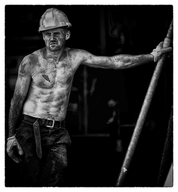 Photograph Working Class Hero by Fouquier  on 500px
