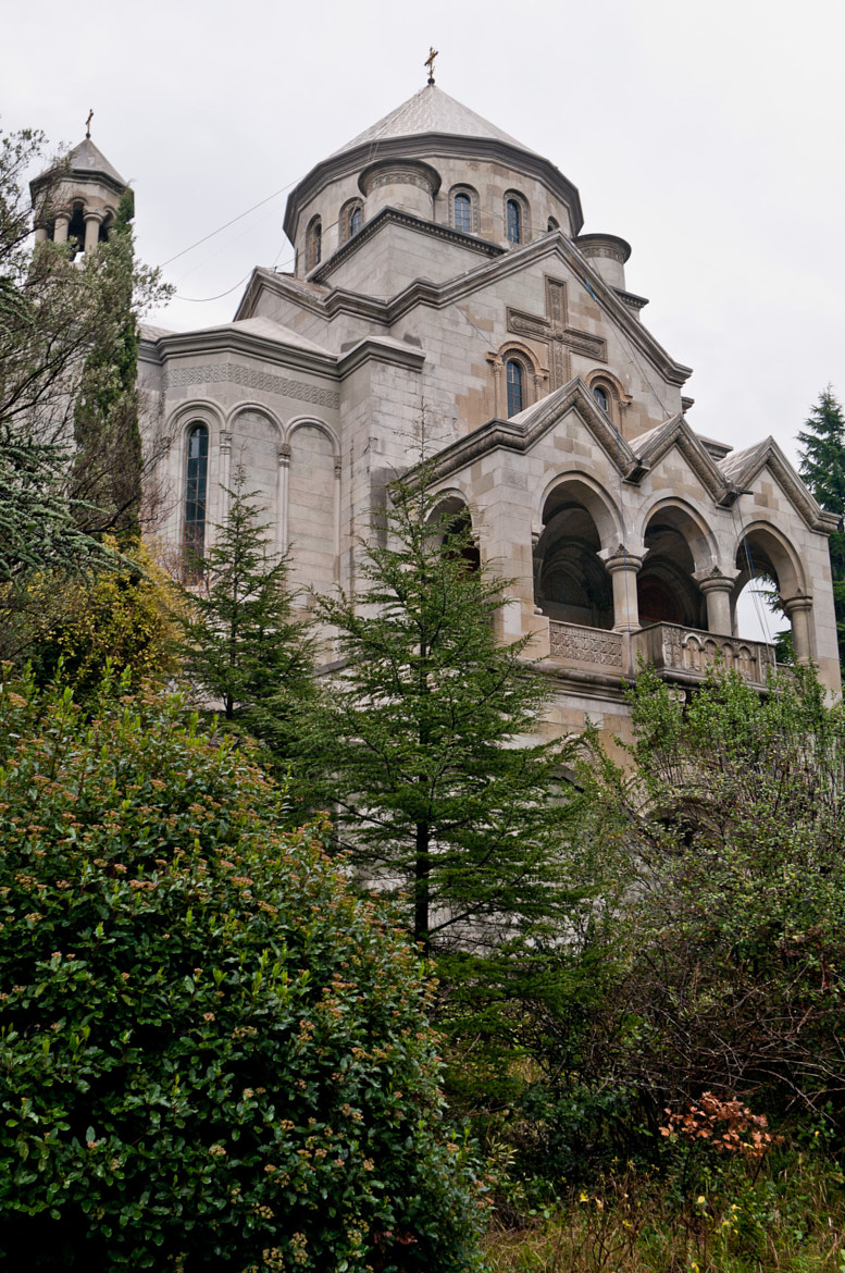 Photograph Armenian Church in Yalta by Nickolay Belostotsky on 500px