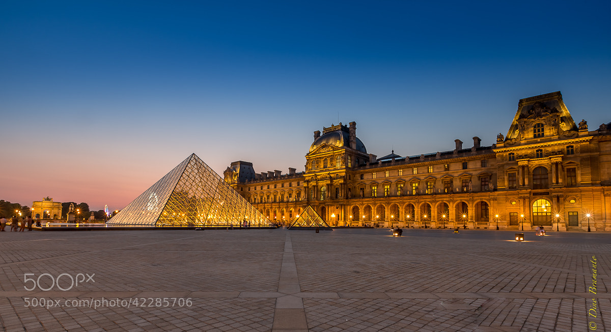 Photograph Musee du Louvre by Dino Bramanto on 500px