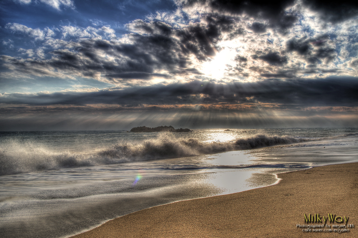 Photograph Waves  by minseung ahn on 500px