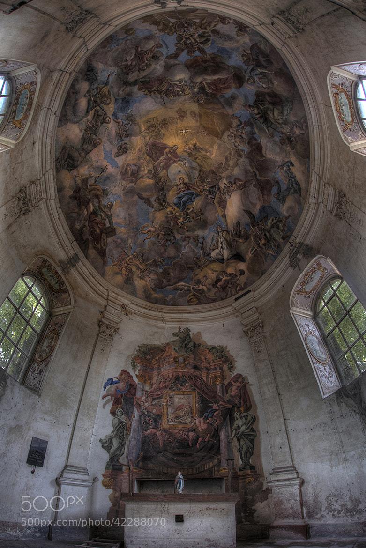 Photograph Michelangelo's Lost Chapel by Niki Feijen on 500px