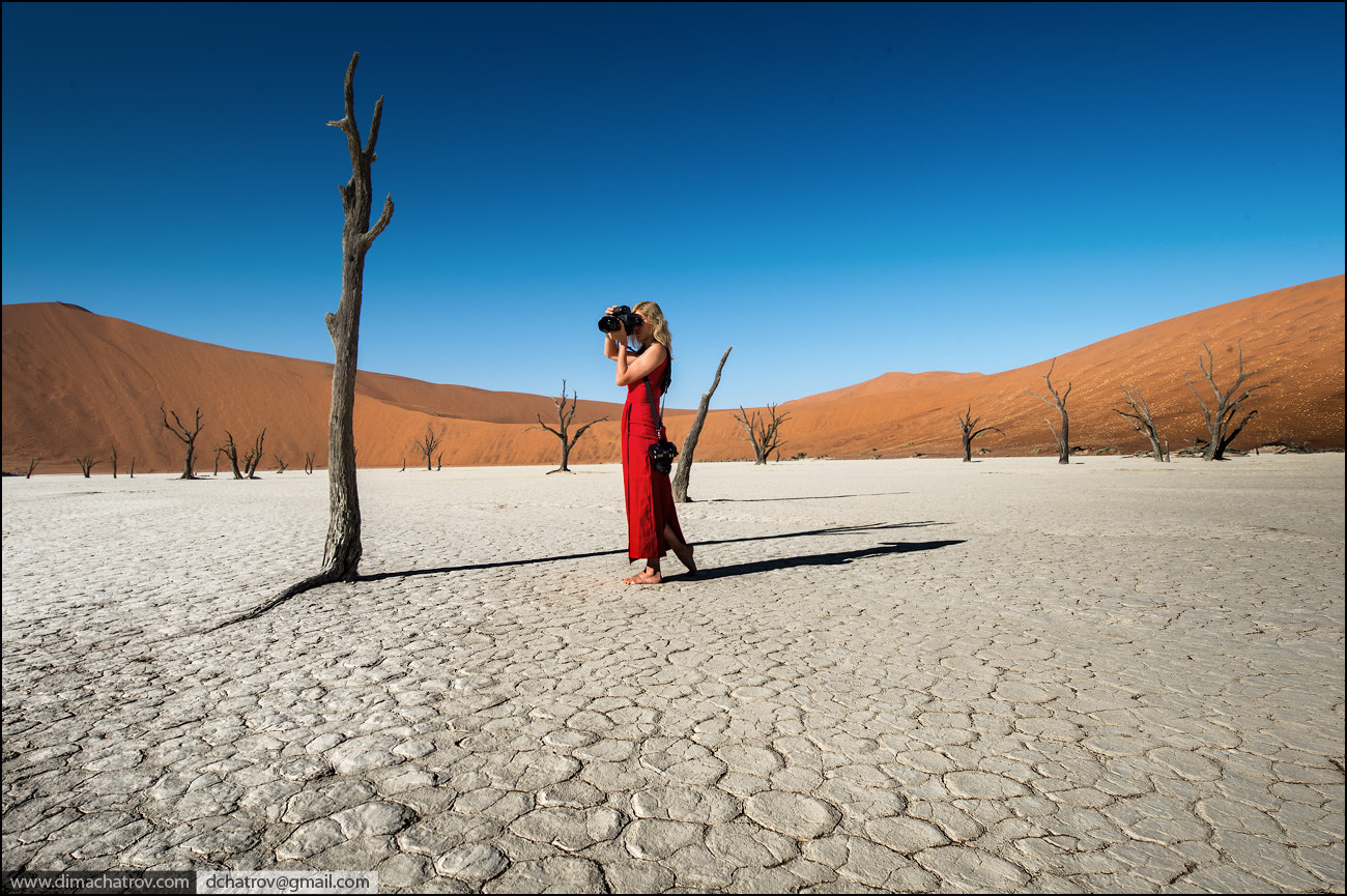 Photograph Namibian Deadvlei by Dima Chatrov on 500px