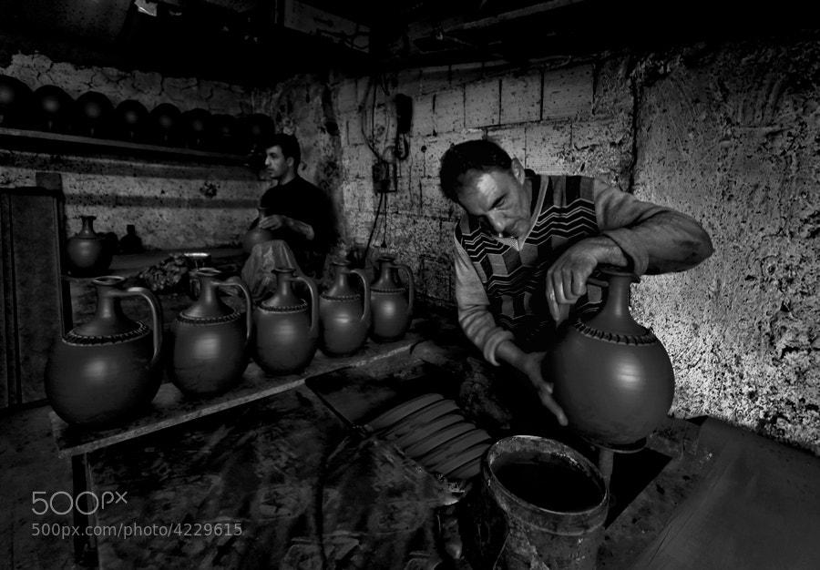 Photograph Pottery by Mustafa Gundas on 500px