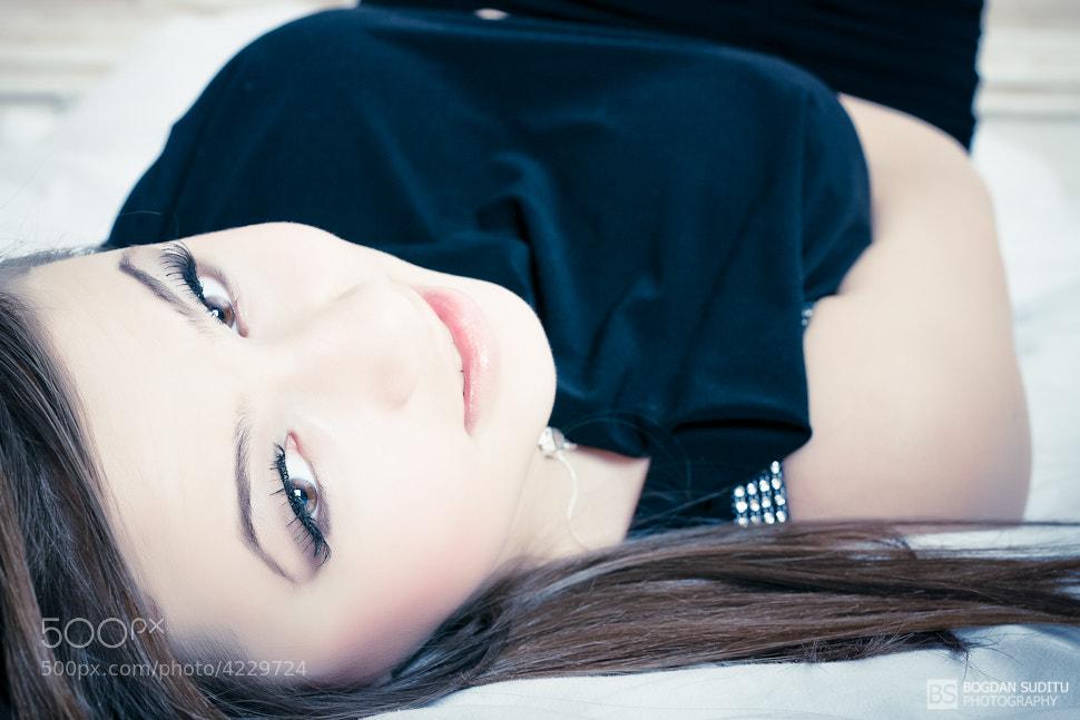 Photograph Faces :: Diana Petrariu by Bogdan Suditu on 500px