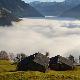 montafon, vorarlberg austria