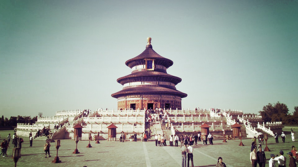 Photograph Temple Of Heaven, Beijing, China  by Abel Hernández on 500px