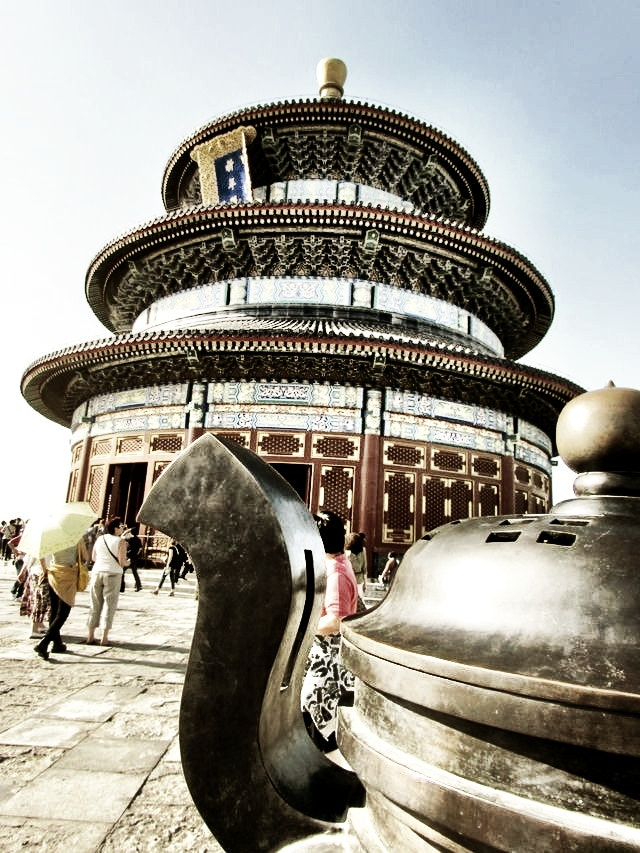 Photograph Temple Of Heaven, Beijing, China  (other view) by Abel Hernández on 500px