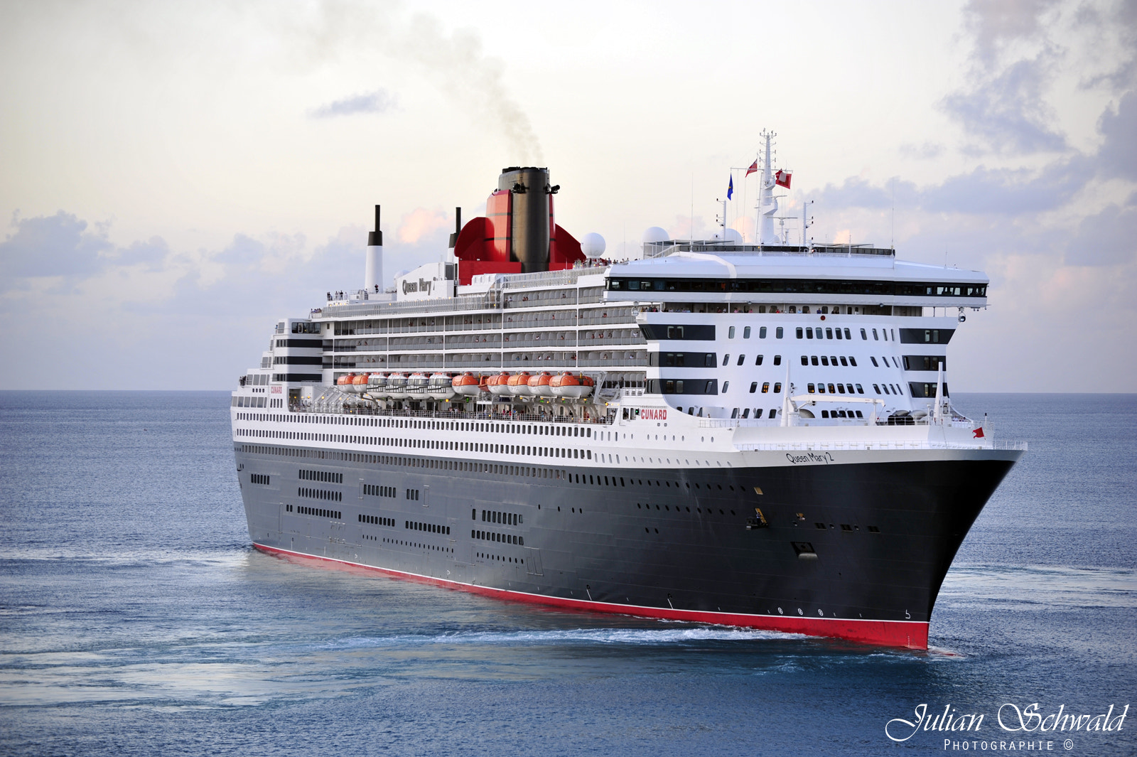 Photograph Queen Mary 2 by Julian Schwald on 500px