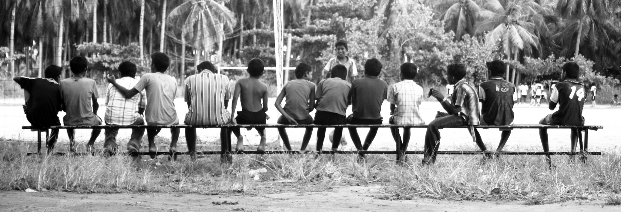 Photograph Maldivian Football Match by Emanuele Colombo on 500px