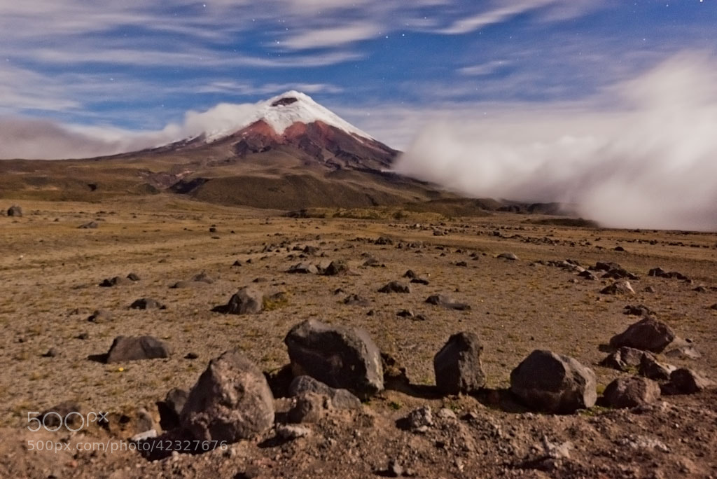 Photograph Cotopaxi by Augusto Fidel on 500px
