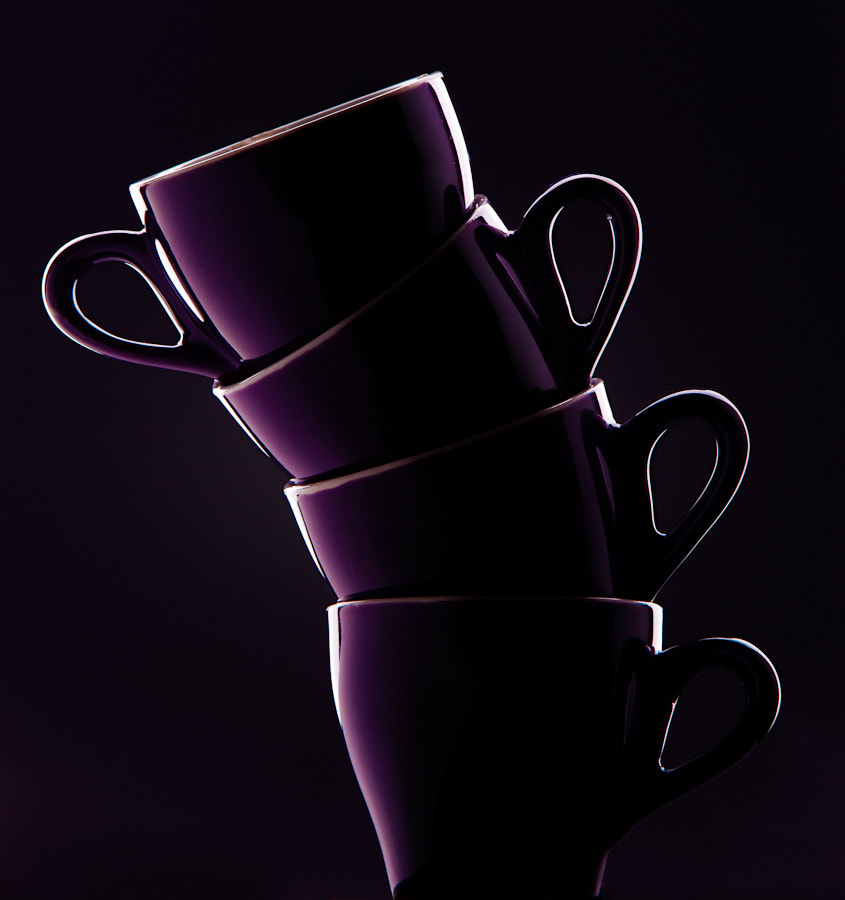 Photograph Cups by Adam Sewell on 500px