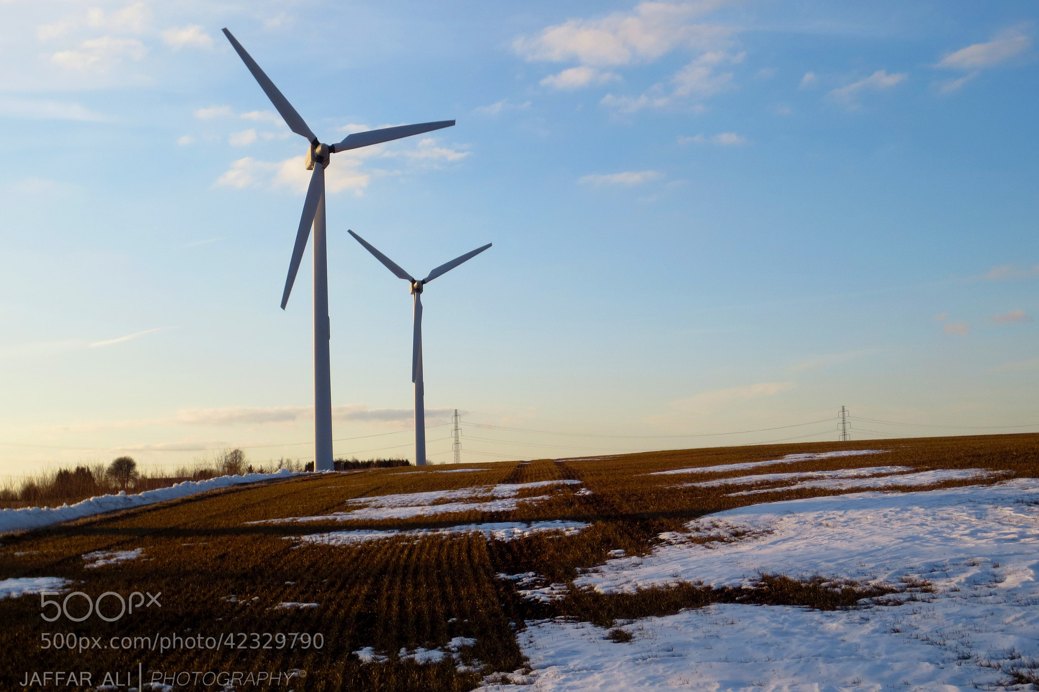 Photograph Windmills by  Afzal on 500px