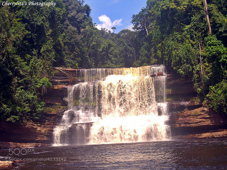 Photograph Maliau Falls by Cherry Murasaki on 500px