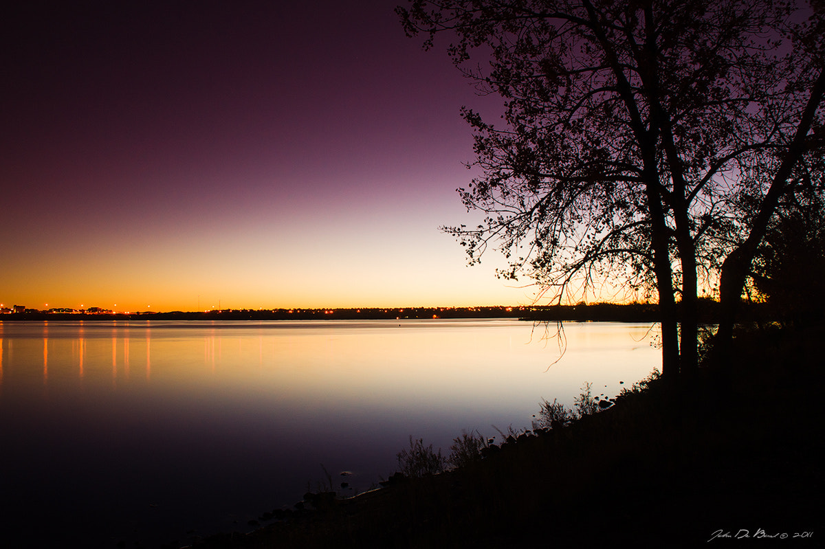 Photograph An October Morning's Glow by John De Bord Photography on 500px