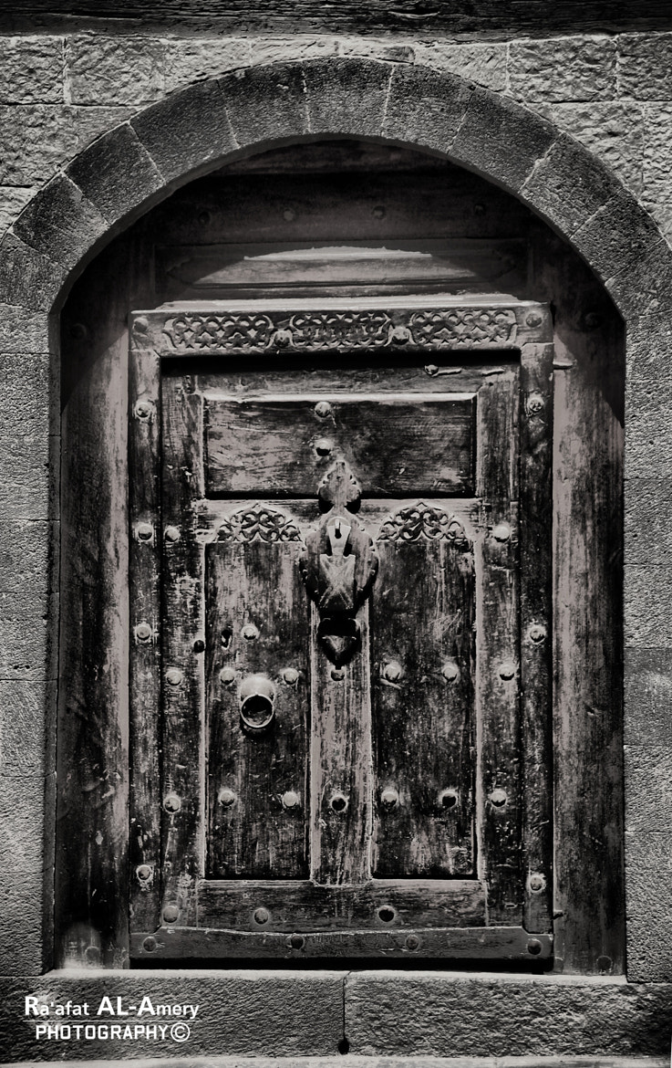 Photograph Archaeological door by Ra'afat Al-Amery on 500px