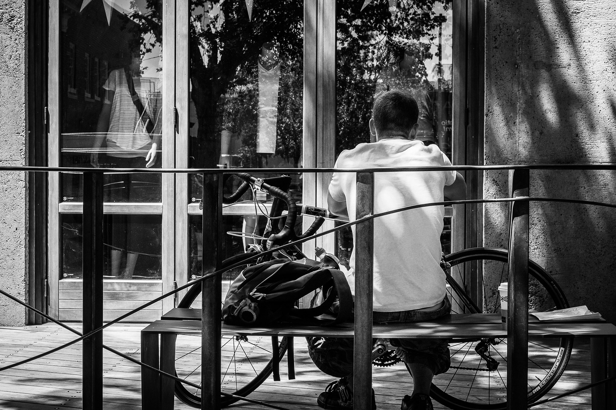 Photograph Window Shopping by Alan Le on 500px