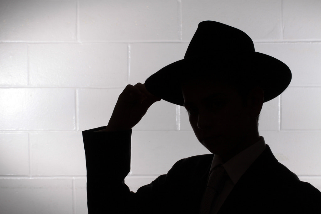 Photograph Bar Mitzvah - Silhouette by Shmuli Evers on 500px