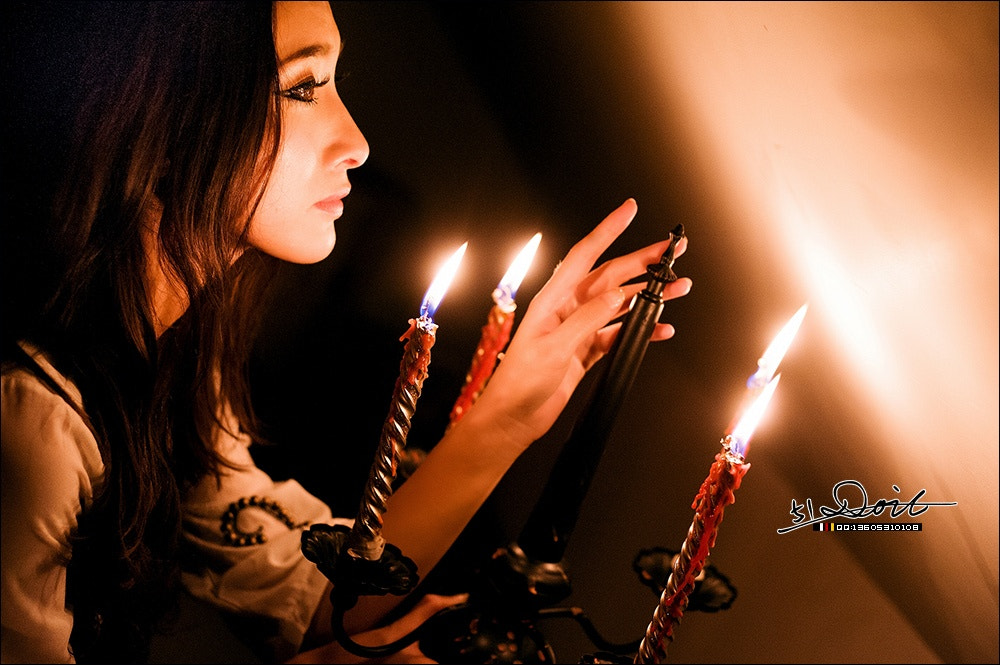 Photograph candlelight by Liu songtao on 500px