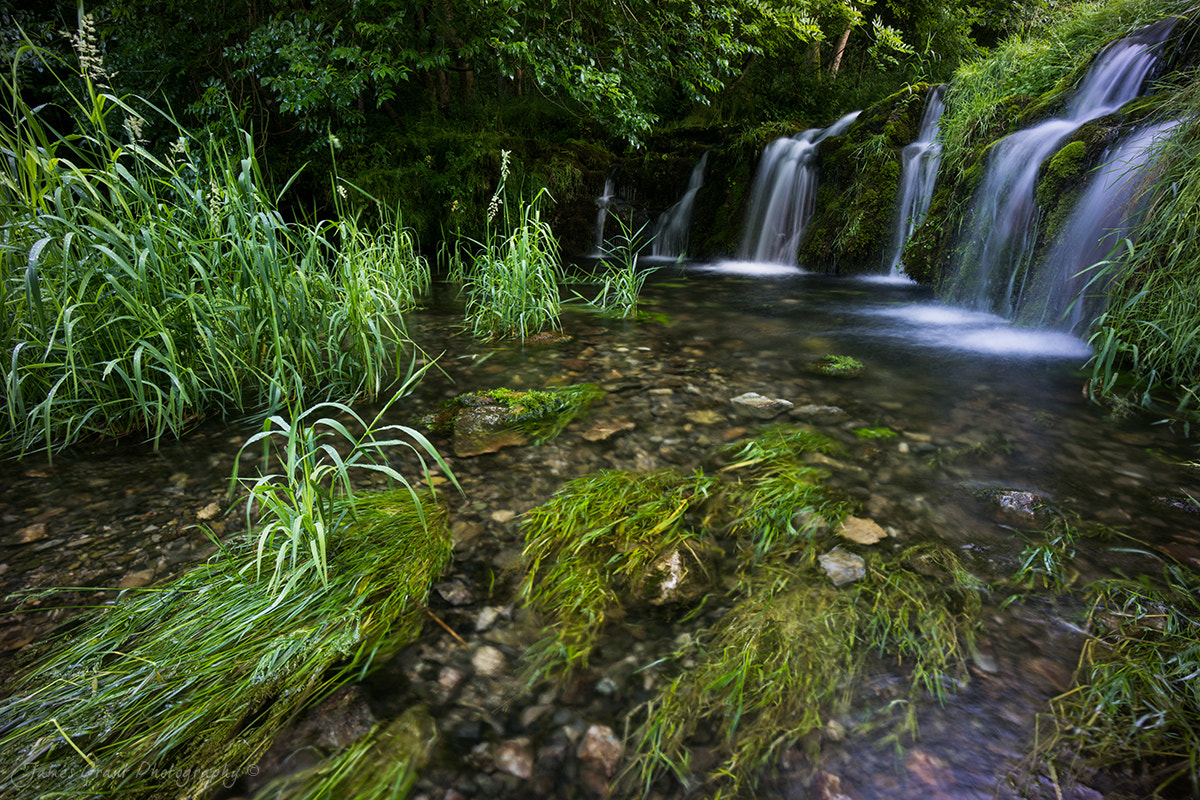 Photograph Lathkill Dale Weir by James Grant on 500px