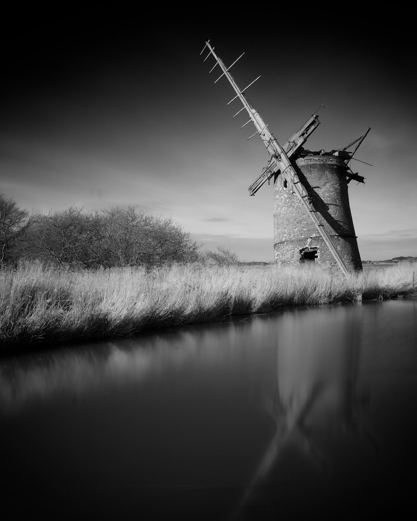 Photograph Brograve Mill, 2012 by Iain Gilmour on 500px