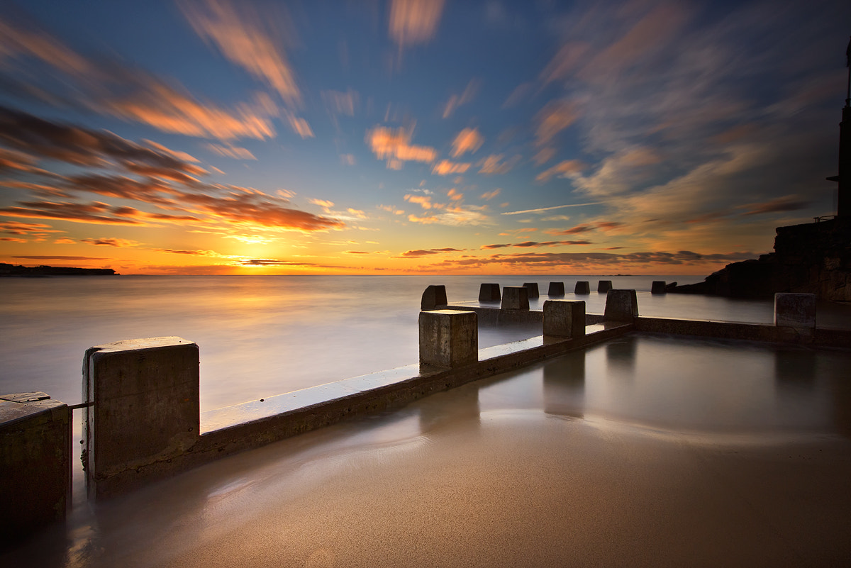 Photograph Morning Coogee by Paparwin Tanupatarachai on 500px