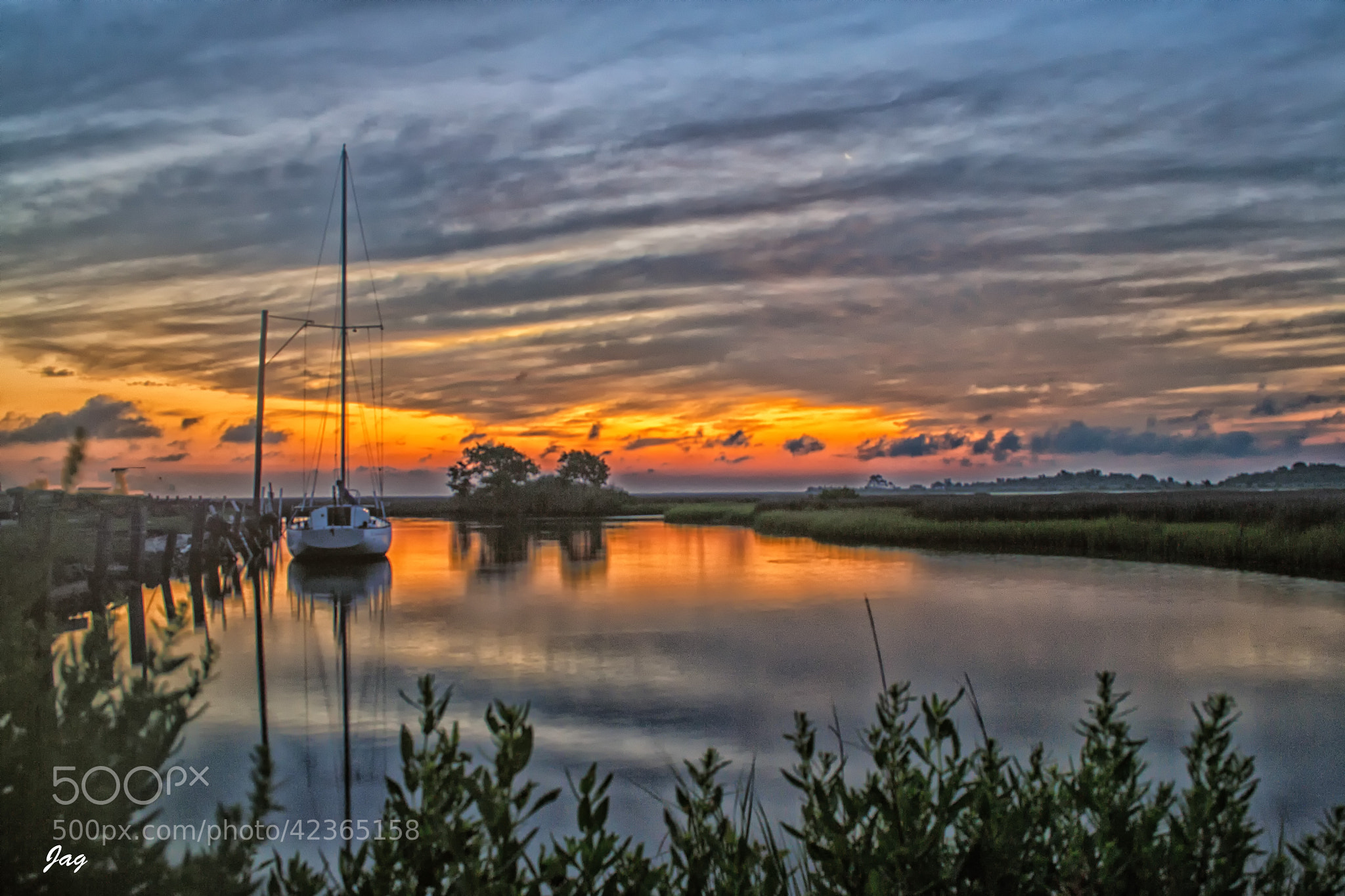 Photograph Waiting to Sail by James Gramm on 500px