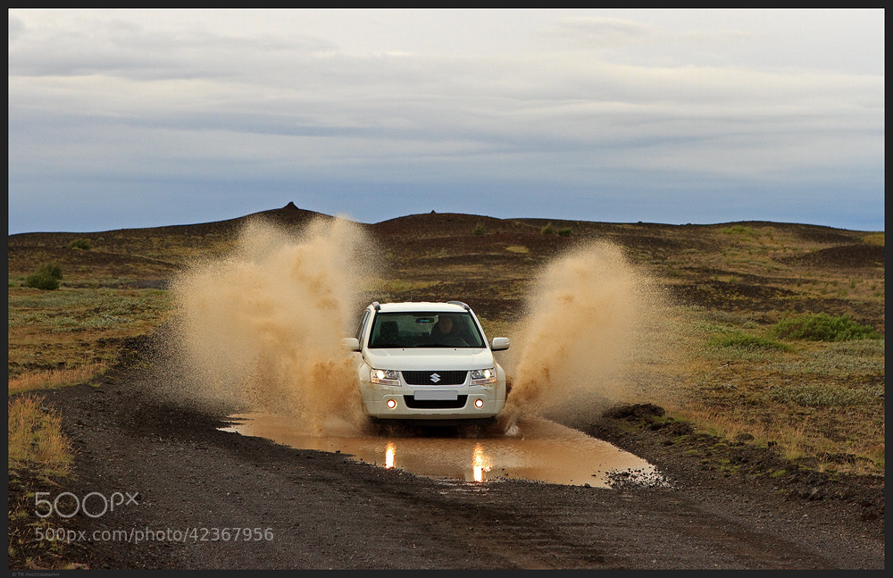 Photograph Icelandic Driving :) by Tobi K on 500px