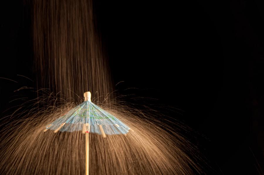 Sugar downpour