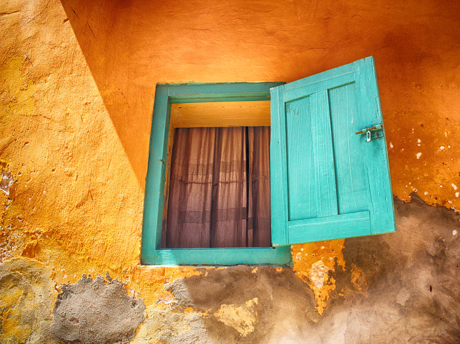 Gorée - Colonial houses by Alex ADS on 500px.com