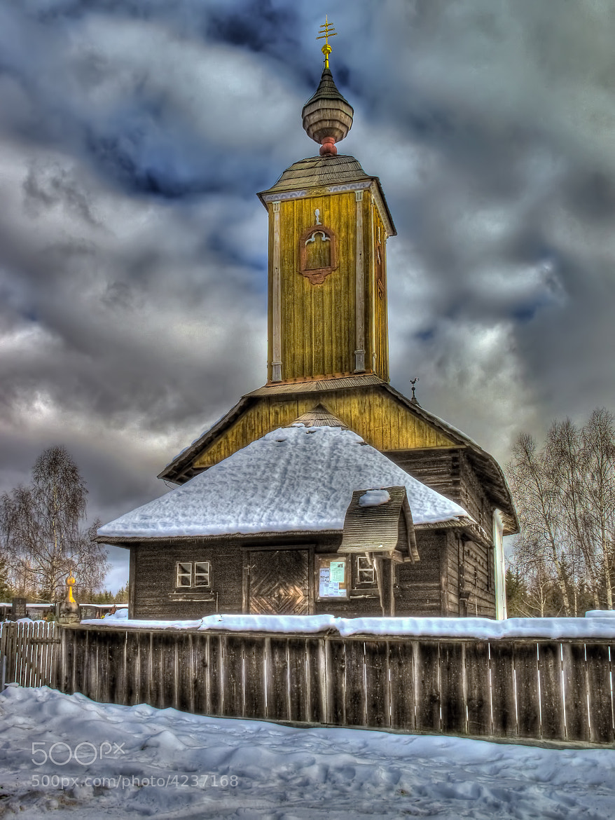 Photograph the wooden church by Paul Suess on 500px