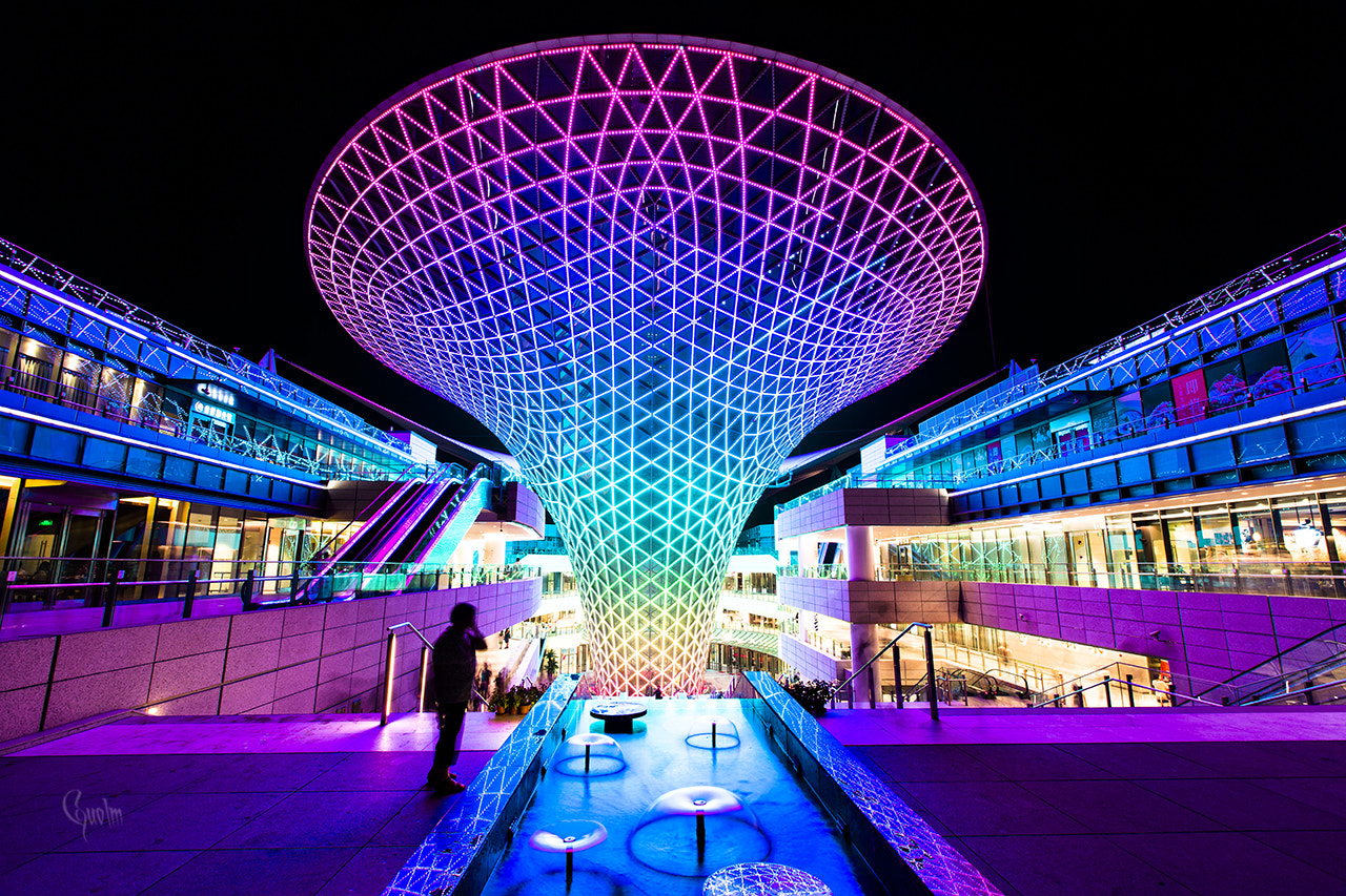 Photograph SH. world expo park by guo lm on 500px