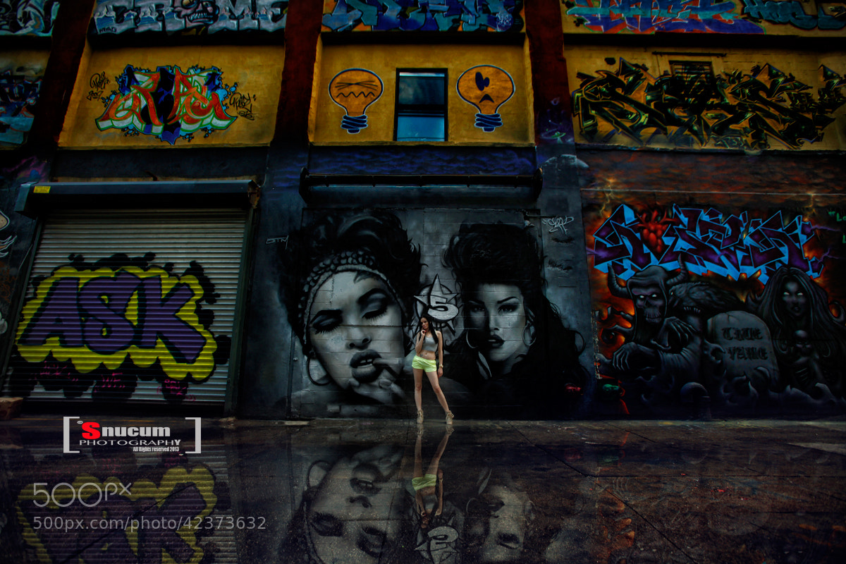 Photograph Grafitti by Stevie Nucum on 500px