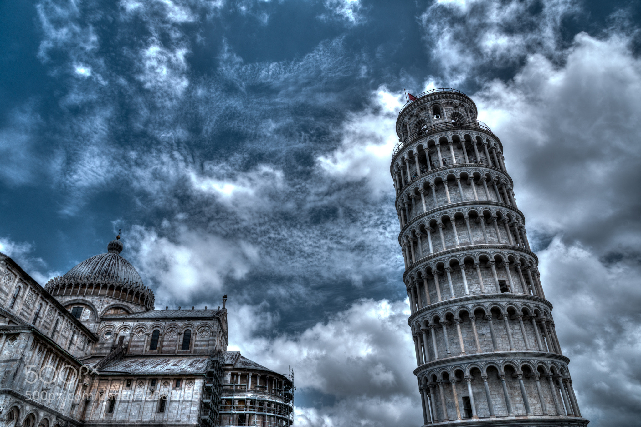 Photograph Leaning Tower by Stephen Album on 500px
