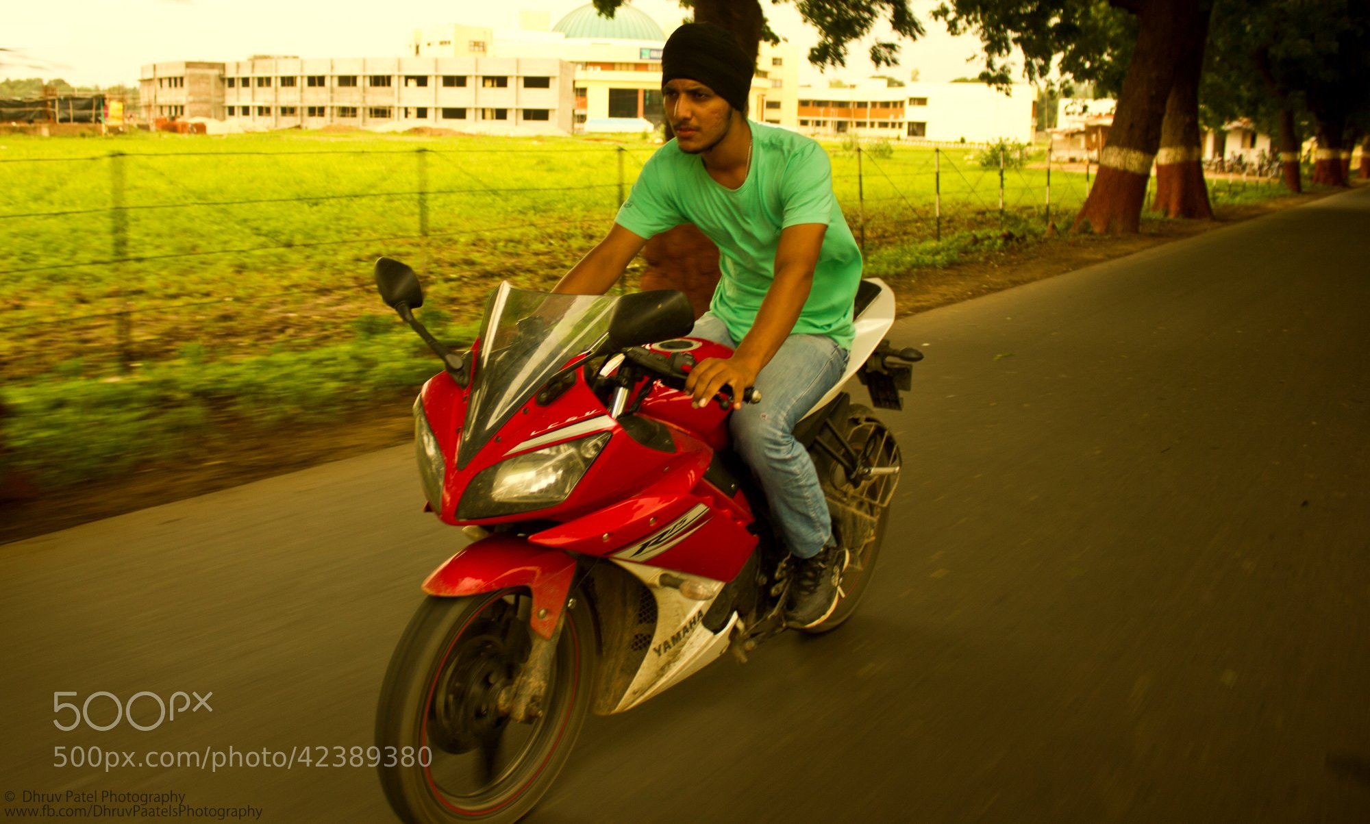 Photograph Experimenting Panning Photography by Dhruv Patel on 500px