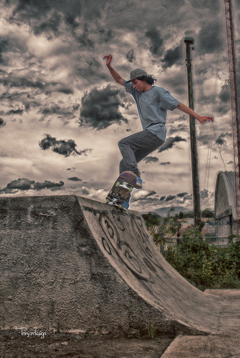 Photograph skate in Costa Rica by Anthony Zuñiga on 500px