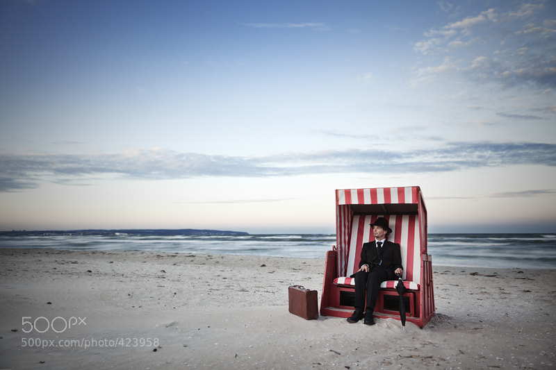 Photograph A Rest At The Beach by Ralph Graef on 500px