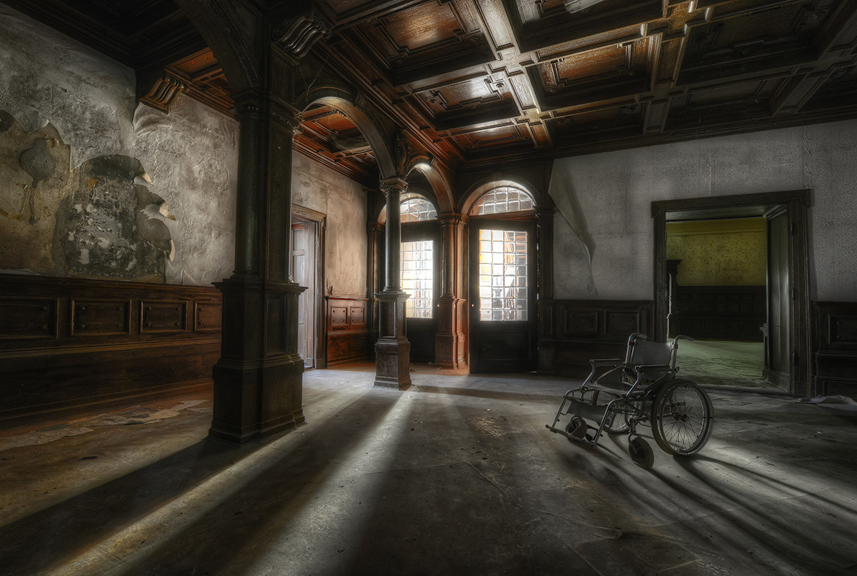 Photograph House of Wheelchairs by Niki Feijen on 500px