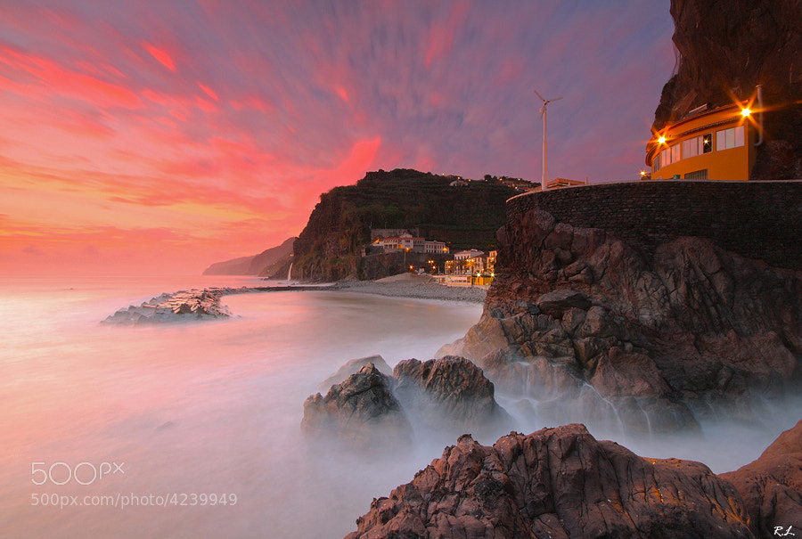 Photograph Ponta do Sol by Renato Lourenço on 500px