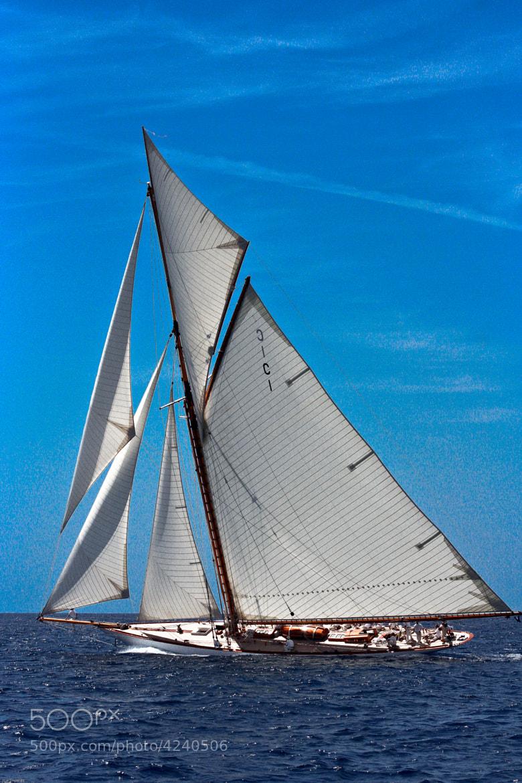 Photograph Sailboat - Palma by Martín Pérez on 500px
