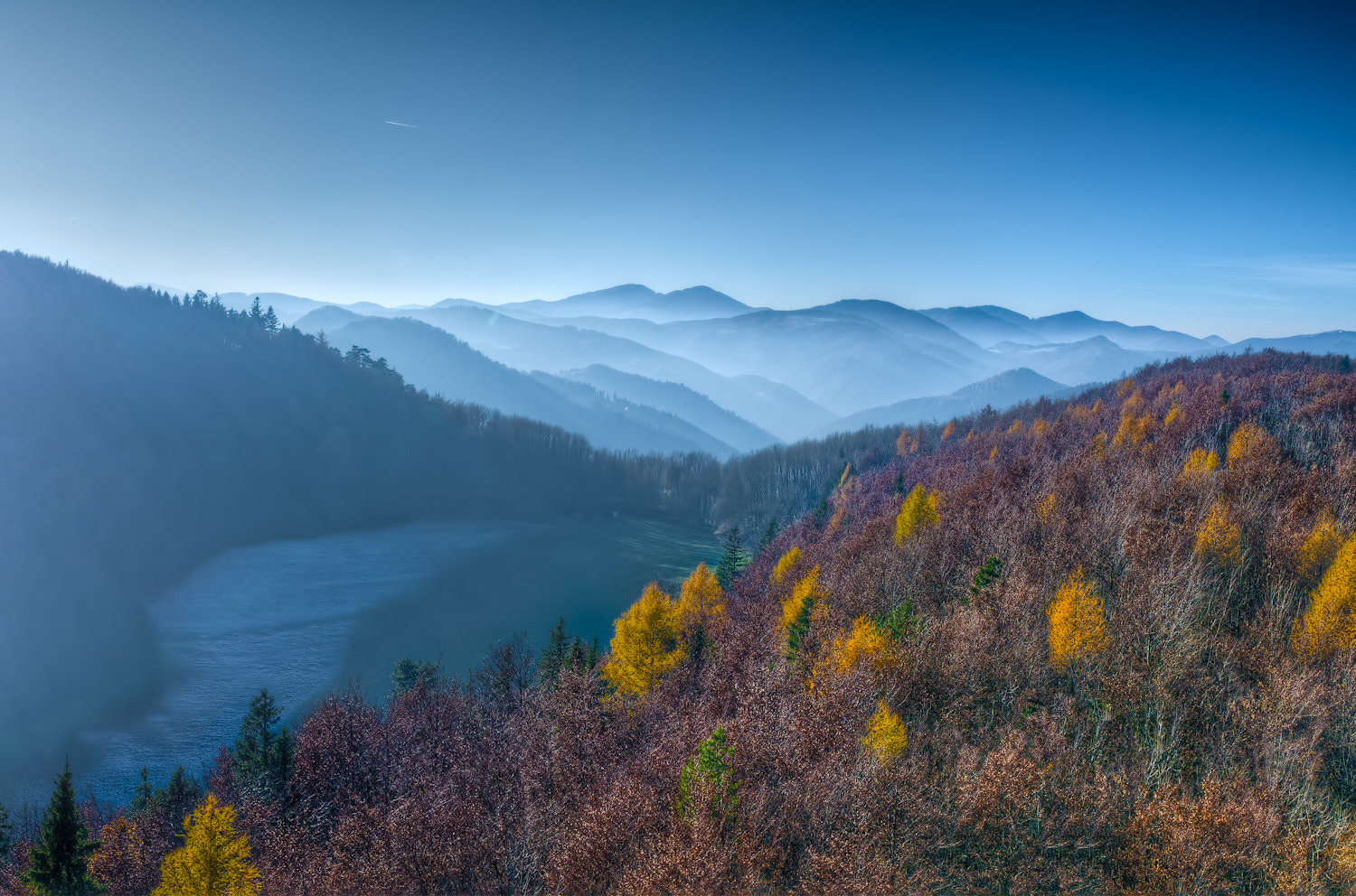 Photograph autumn by Paul Werner Suess on 500px
