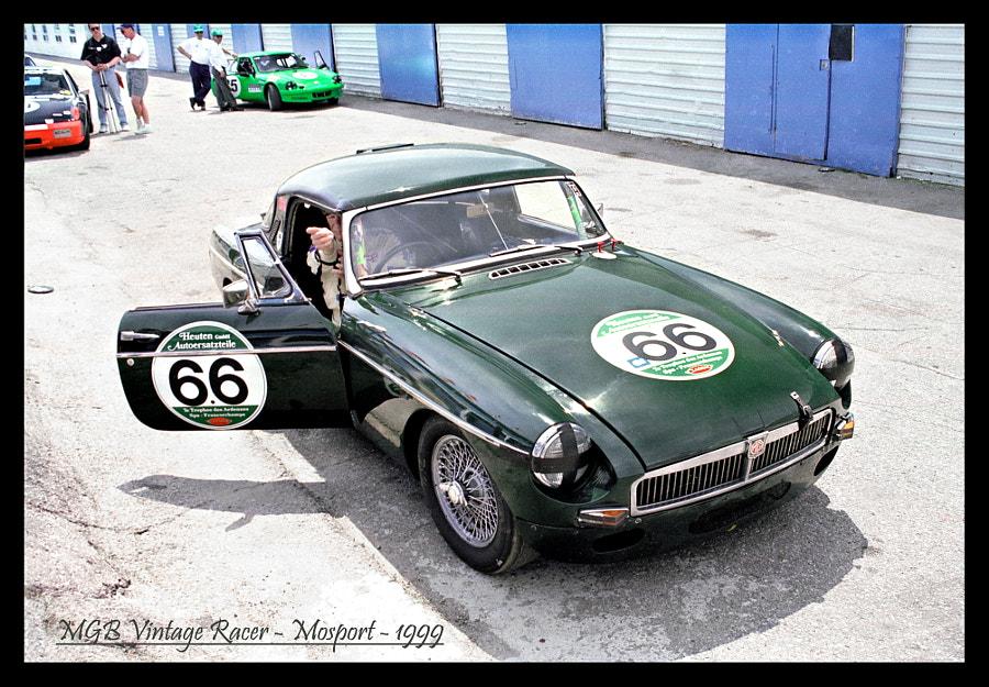 MGB Vintage Racer