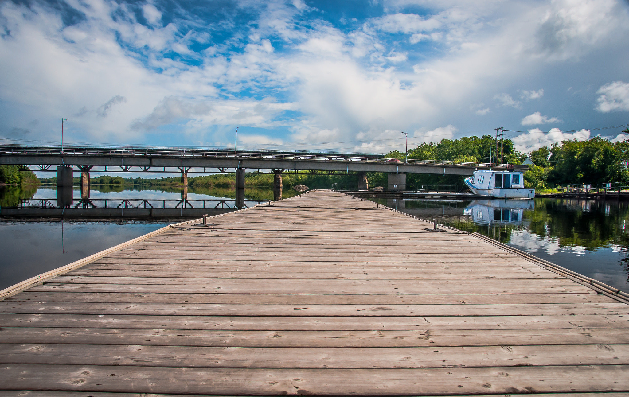 Photograph Dock by Chris Murphy on 500px