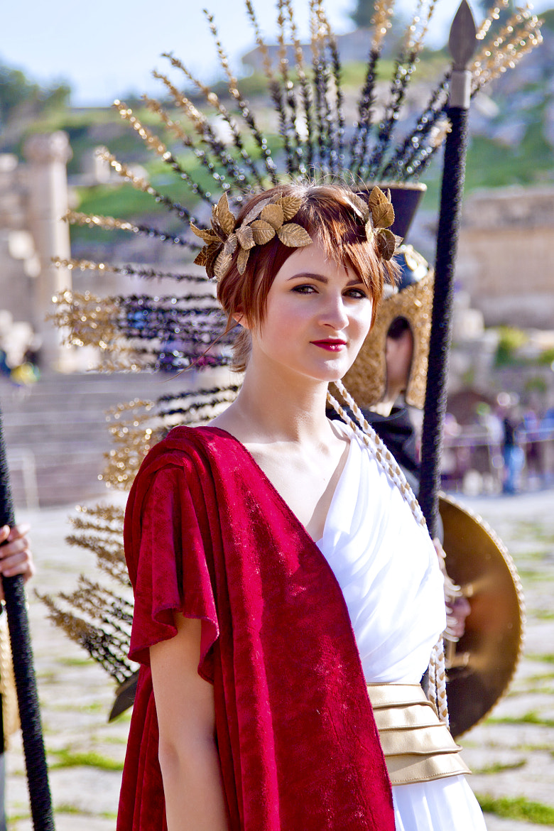 Photograph Roman Princess by Zaid Saadallah on 500px