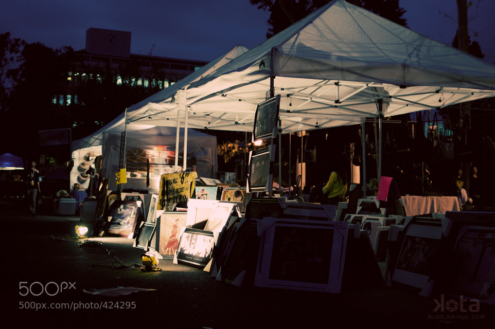 Photograph Frame Shop by Kyle Ota on 500px