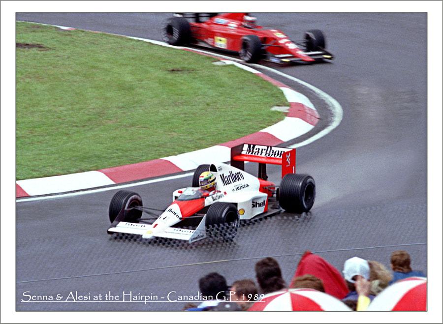 Senna - 1989 Canadian GP